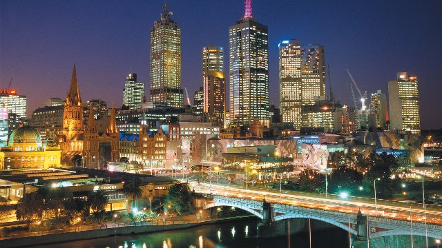 The_bright_lighs_of_Melbourne