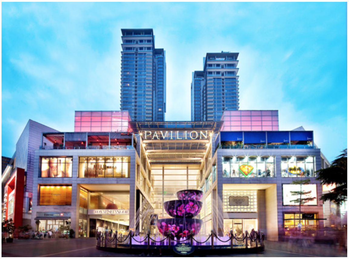 Pavilion Kuala Lumpur, the defining authority in fashion, dining and urban leisure