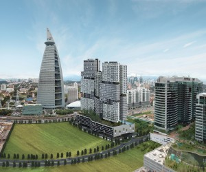 The project is a stone's throw from Mid Valley Megamall and The Gardens, and adjacent to the Federal Highway and LRT station.
