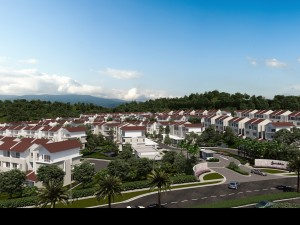 There will be a total of 16 developments in Tamansari, including Amaryllis, to be completed in 2018, and Camelia in 2019.