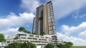Artist impression of Setia Putra Residences designed to optimize comfort and convenience.