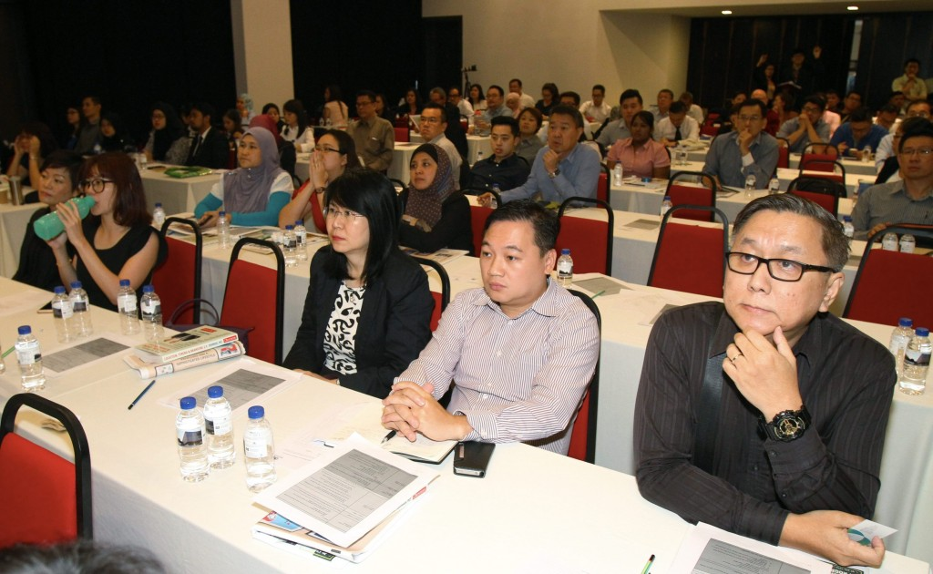 Part of the crowds during the Critical Real Estate Issues Q1 2016 seminar. For Star Property. IZZRAFIQ ALIAS / The Star. May 19, 2016.