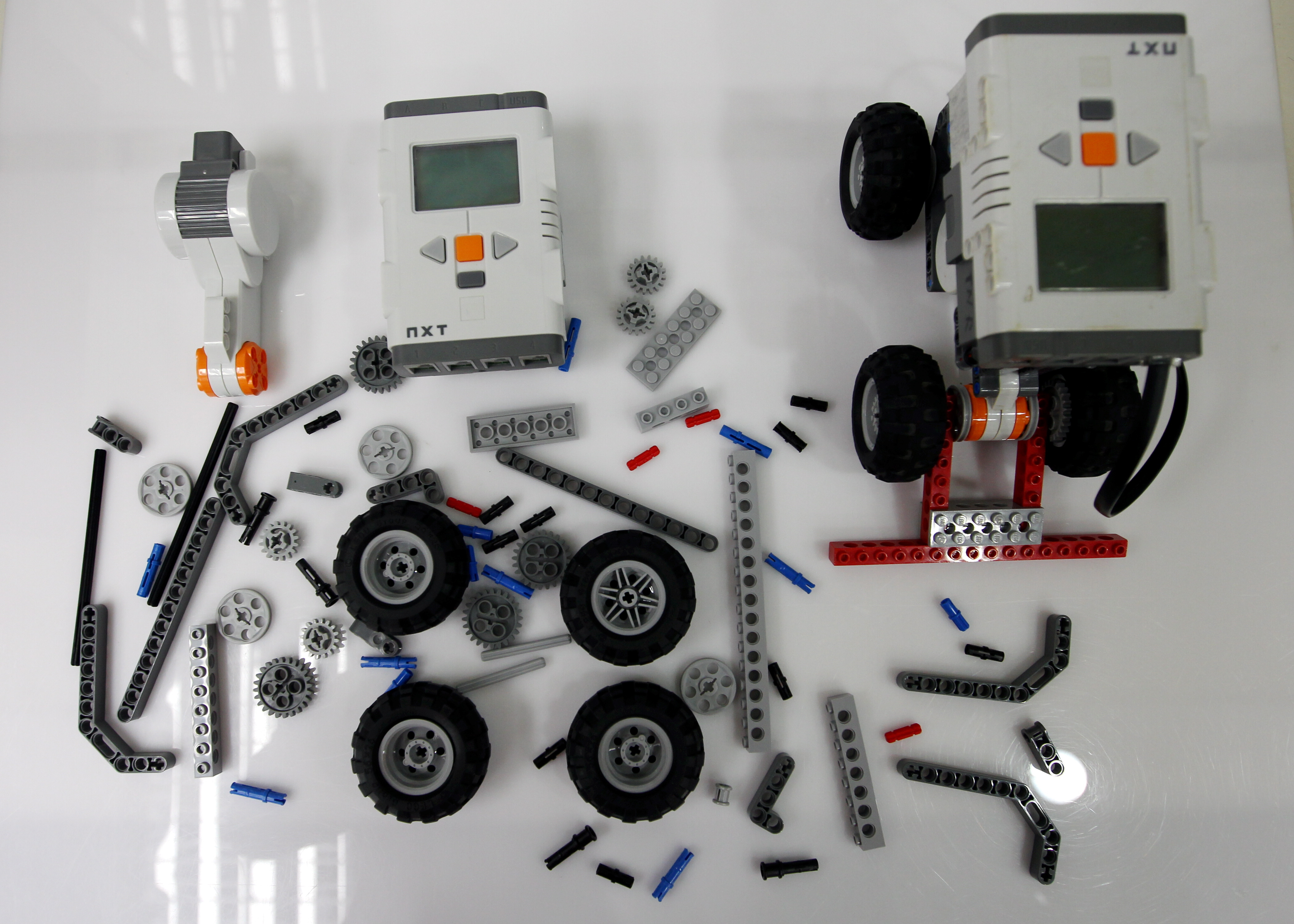A Robotics Challenge For Kids