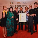 Turning Waste to Wear: OSK Property recycles more than 10,000 water bottles into their newly launched uniform in partnership with Green Tech Malaysia Alliances and KLOTH Lifestyle.