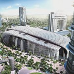 The KL Metropolis, which is touted to be the largest Meetings, Incentives, Conventions & Exhibitions (MICE) destination in Malaysia. Spanning 75 acres with a gross developmental value of RM15bil, the prime vicinity will comprise mixed developments featuring Malaysia's biggest exhibition centre, mixed developments featuring retail malls, office blocks, institutions, greenery and residences.