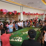 Gamuda Gardens' Open House attracted 1,500 guests who were eager to learn more about its upcoming launch.  Guests