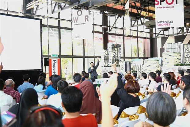 Tropicana held its inaugural series of talks titled Property for Everyone at Tropicana Metropark, Subang Jaya.