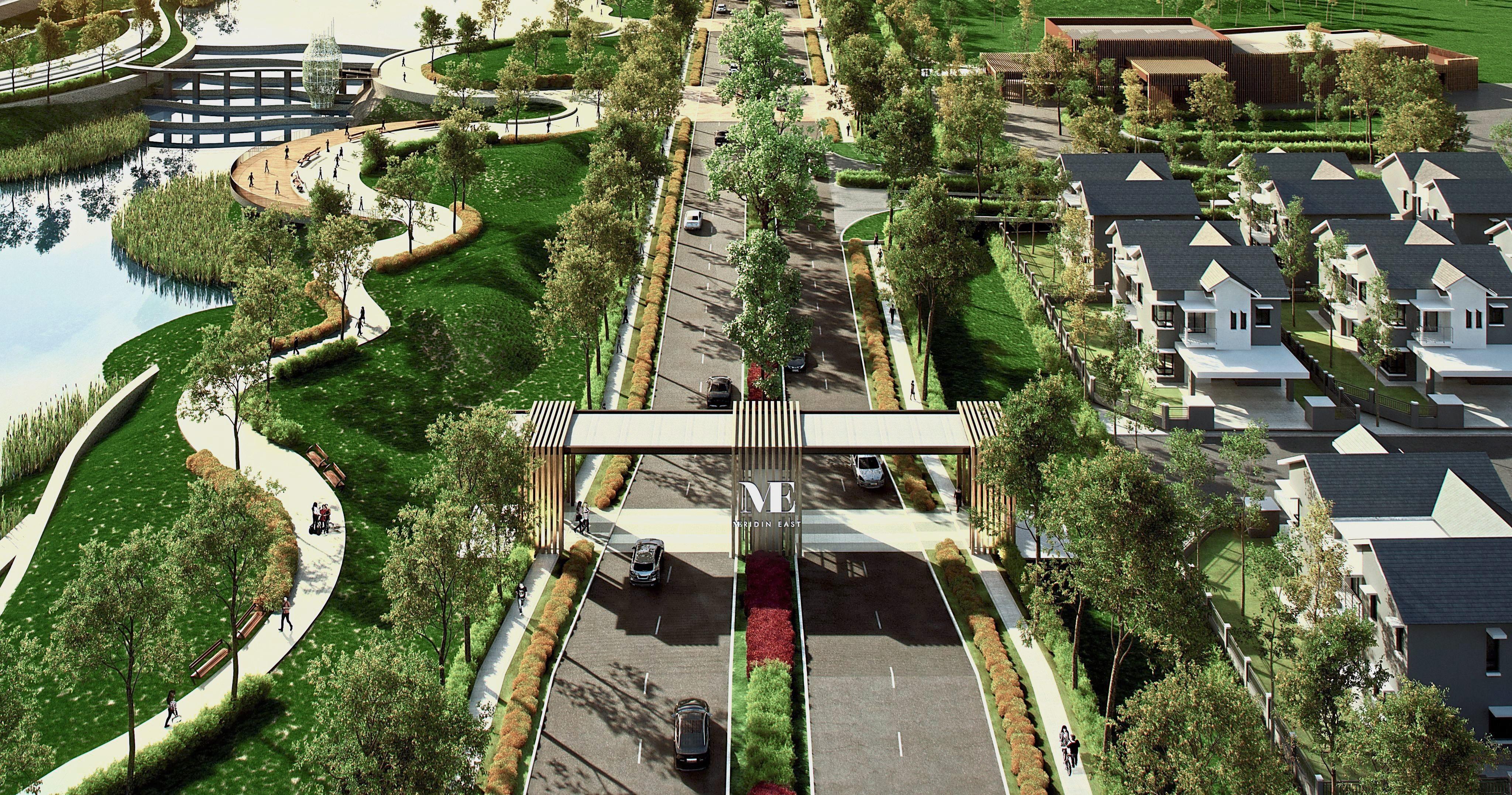 Meridin East@Iskandar Johor is Mah Sing's biggest township development.