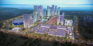 Aspen Group is working together with IBM Malaysia to make Aspen Vision City the  rst metropolis in Malaysia to implement the Internet of Things (IoT).