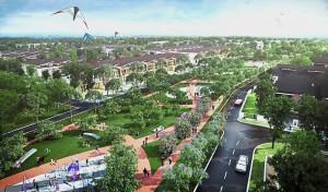 City of Elmina spans 5 ,000 acres and includes the townships of Denai Alam, Bukit Subang, Elmina East and Elmina West.