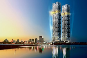 Setia Sky 88 will be the newest addition to Johor Bahru city skyline.
