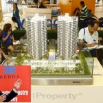 However, stringent lending rules continue to be a major deterrent, Real Estate and Housing Association(Rehda) president Datuk Seri F D Iskandar(inset filepic) said. In a poll of 1,655 respondents, he said 56% were looking to own a home within the next six months, primarily within the KLCC area and Kuala Lumpur city centre. Picture shows people making enquires at the StarProperty.my Fair 2017 at Queensbay Mall earlier this month.