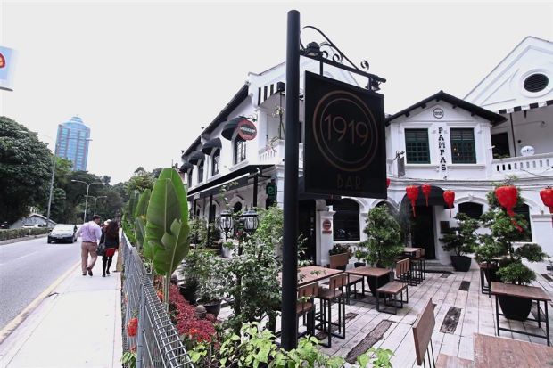 The Old Malaya dining enclave has injected new life into Jalan Raja Chulan.