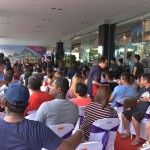 An overwhelming response at the launch for Elata Vita @ Setia Tropika by S P Setia.