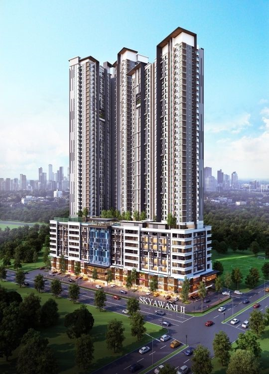 7 Gorgeous High Rises Just Under Rm500 000