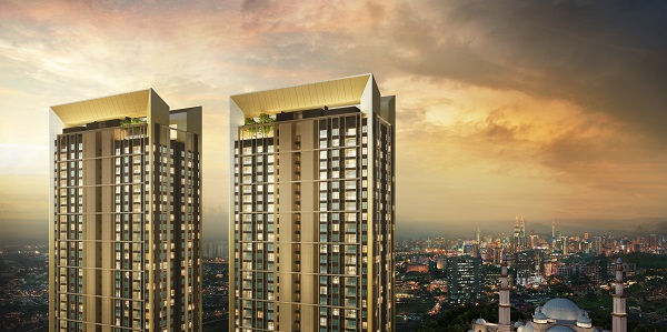 Solaris Parq, the company's latest mixed-development with an 18.76-acre freehold land within the Dutamas enclave.