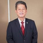 Teh Teik Bin, organising chairman.