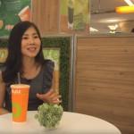Juice Works founder Ling Mooi Li