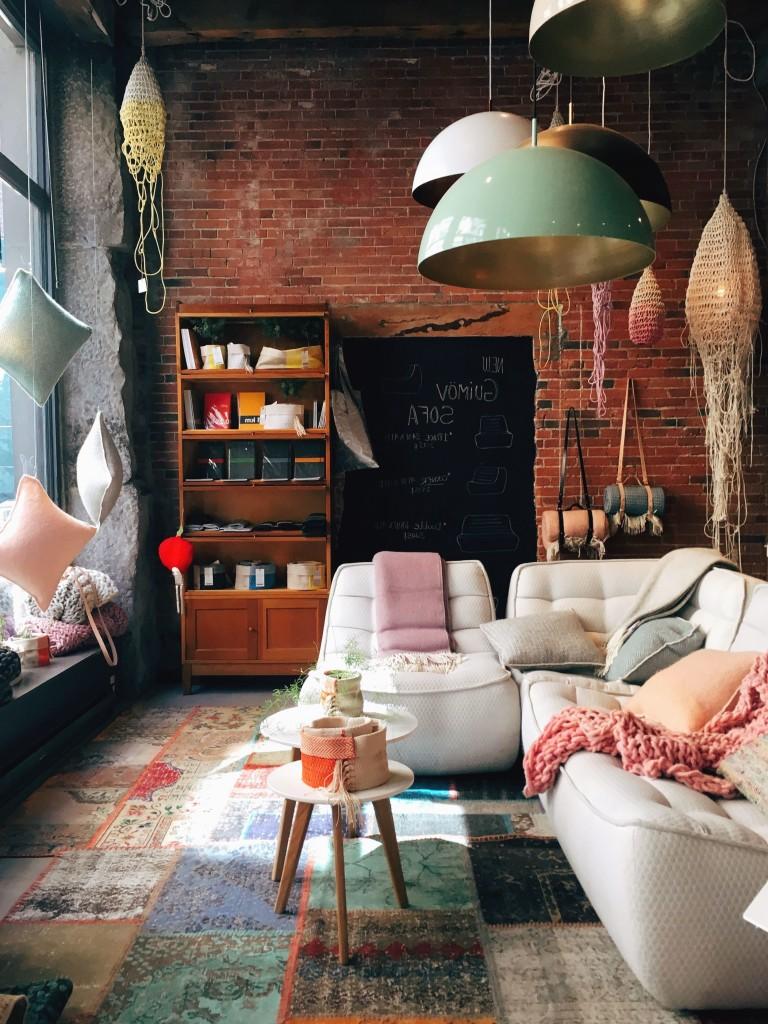 Top 5 interior design trends in 2018 - Fresh new trends in interior design aesthetically surprising ...