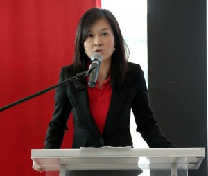 Sunway Property managing director Sarena Cheah