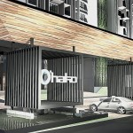 Residents of Ohako will be greeted by a grand entrance where the guardhouse is stationed.