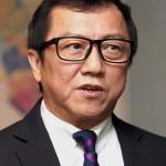 CB Richard Ellis (Malaysia) Sdn. Bhd. Managing Director Allan Soo.   (Charles Mariasoosay - 11/10/2013)