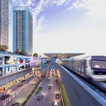 Tropicana  MRT station