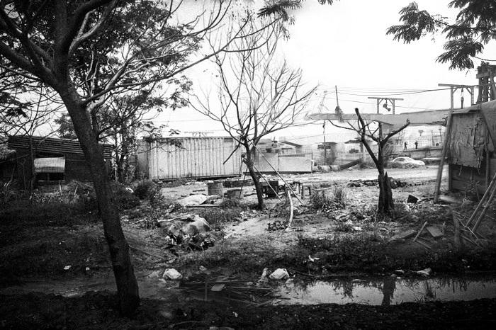 Yen So Park before its rehabilitation by Gamuda Land.