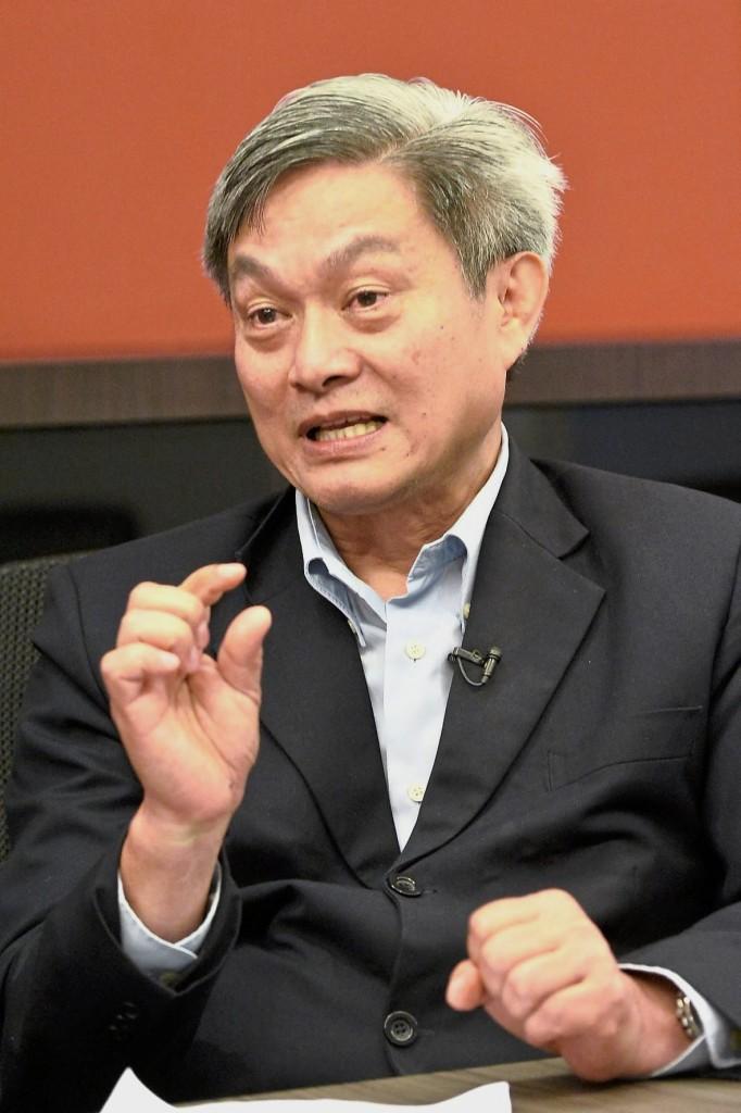 Sunway University director of Economic Studies Dr Yeah Kim Leng