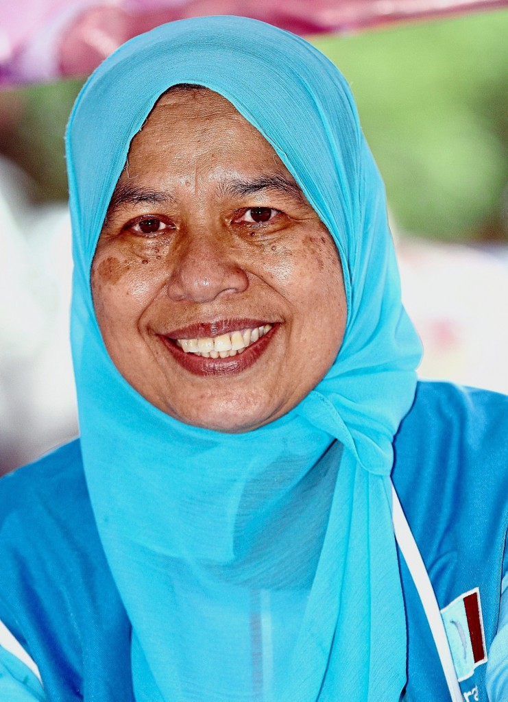 Minister of Housing and Local Government Zuraida Kamaruddin