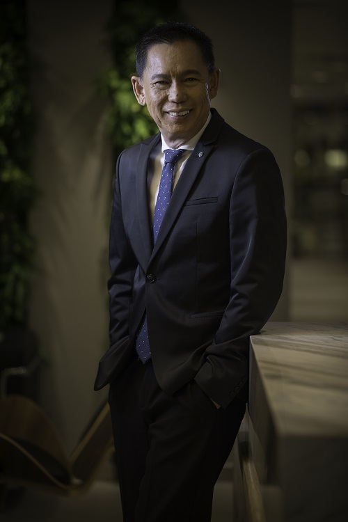 HC Chan, CEO of Sunway Malls & Theme Parks.