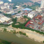 An aerial view of Old Klang Road. GUAN/The Star