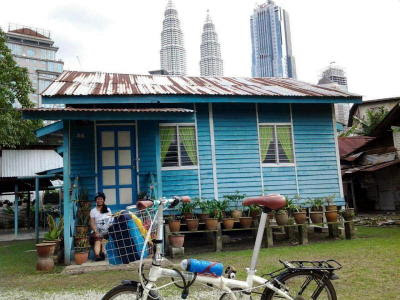 Star filepic. Norhayati Ramli, the present owner of  the oldest house in Kampung Baru, inherited the house from her great grandfather – who was also Wong Loke Yew's former driver. She has lived here for the past 49 years and has no intention of moving to a condo.