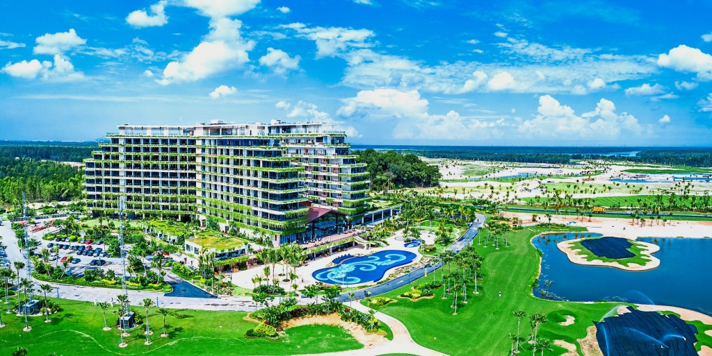 The RM1.8bil Forest City Golf Resort will help elevate Johor as a key tourism hub in Asia.