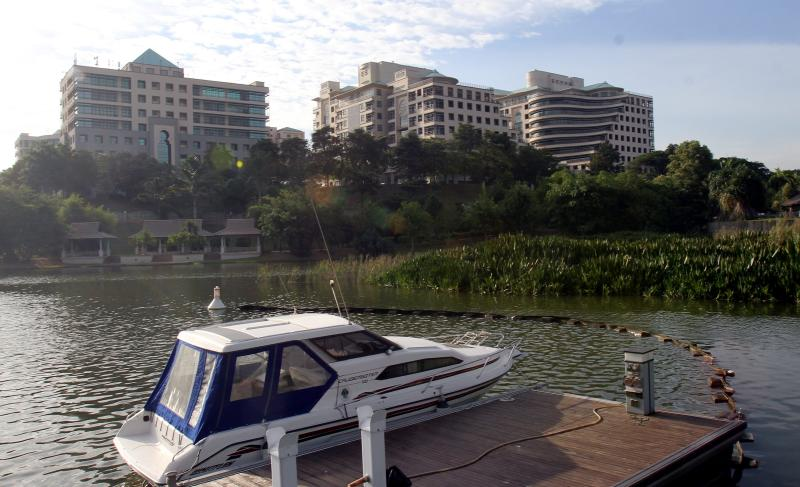The Putrajaya Lake Cruise was established to tap into the recreational potential of the 650 hectare man-made lake and wetlands that spans across Putrajaya.