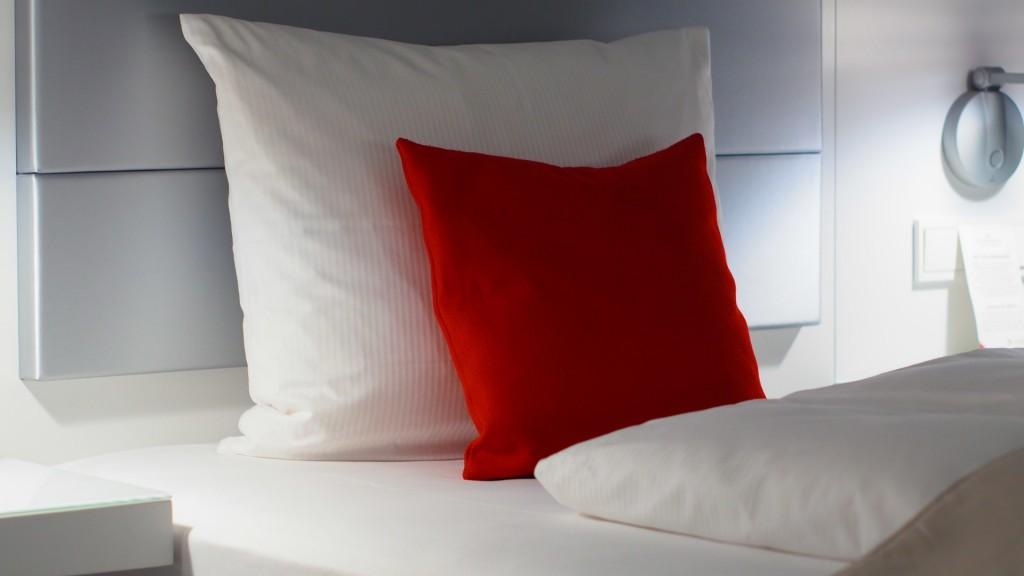 Or pillows.