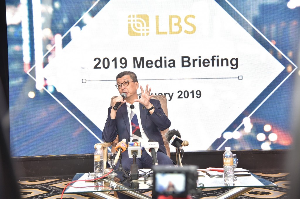 LBS to continue its focus on township developments and more affordable homes in 2019. LBS Bina Group Bhd group managing director Tan Sri Lim Hock San sharing the Group's direction for 2019.