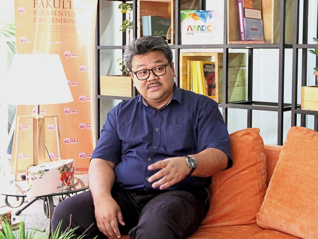 Dr Suhardi Maulan says the government should enact a Landscape Architect Act.