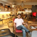 Interview Timeless Design's Goh for Starproperty pullout home & living (design trends) story.