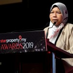 StarProperty.my National Awards 2019 at KL Convention Centre. AZHAR MAHFOF/The Star