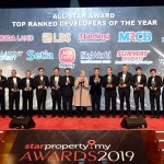 StarProperty.my National Awards 2019 at KL Convention Centre.
