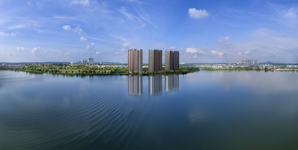 Lakeside living in Puchong has its lure of charm and serenity