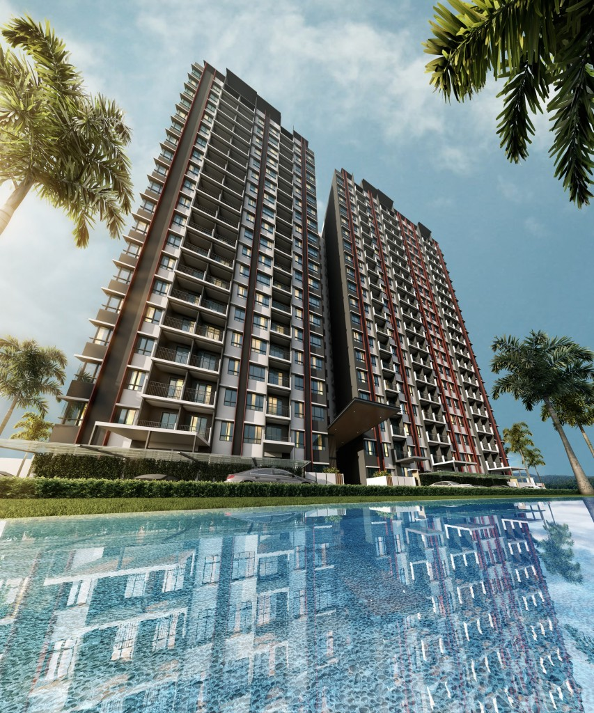 E'island Lake Haven Residence in Puchong