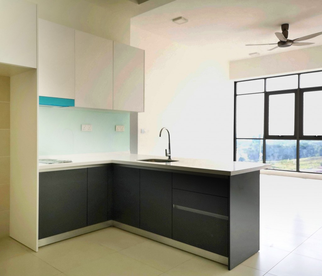 Type A kitchen cabinets to add value to buyers' investments