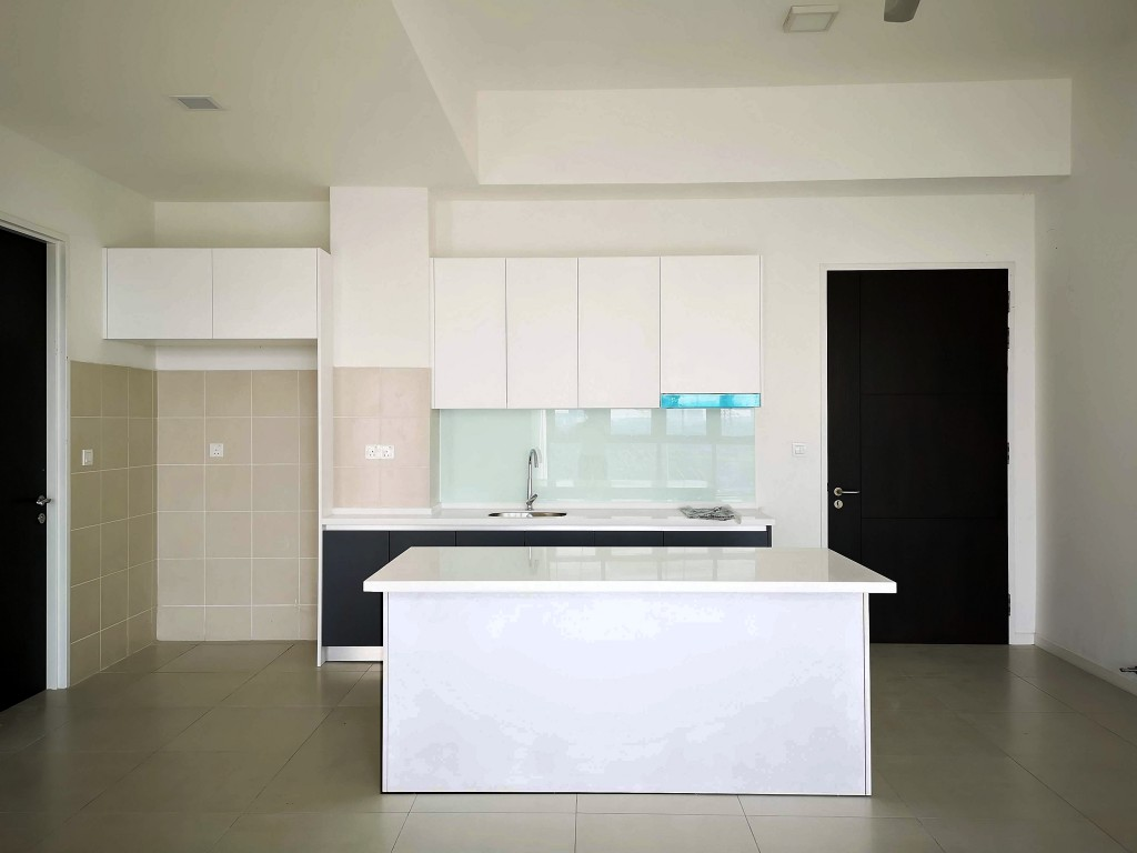 Type B kitchen fittings to put residents at ease upon moving into new home