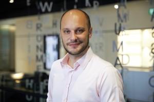 Brice Richard, Arup Digital Team Lead in Singapore