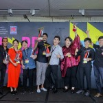 The winners of the 11th Asia Young Designer Awards
