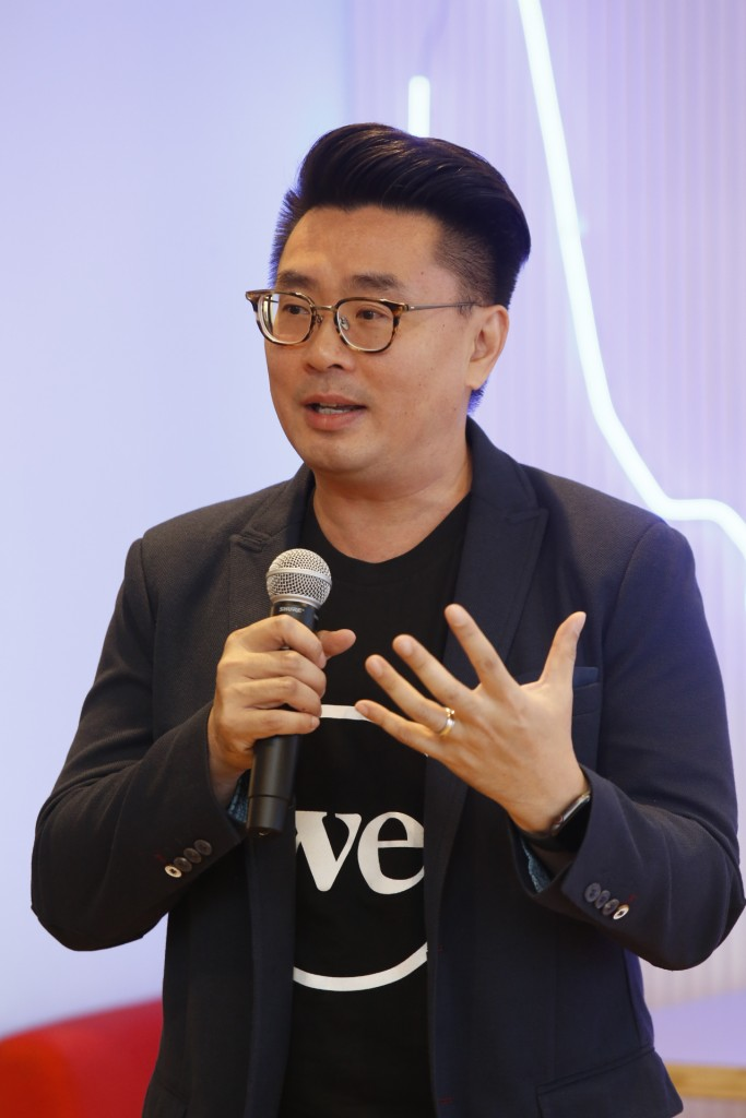 Turochas 'T' Fuad, Managing Director, WeWork Southeast Asia, speaking on the importance of WeWork's Malaysian entry to the company's expanding footprint in Southeast Asia and WeWork's vision of humanizing the future of work in Malaysia.