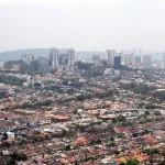 An composite view of Bangsar's housing areas. IZZRAFIQ ALIAS / The Star. April 8, 2014.