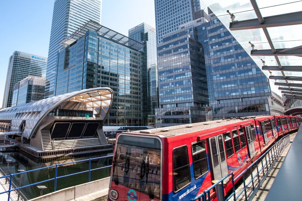 Canary Wharf Crossrail Station, United Kingdom
